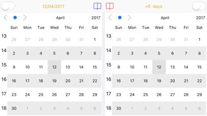 Dual Calendar screenshot 5