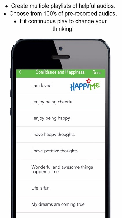 HappiMe for Young People screenshot-4