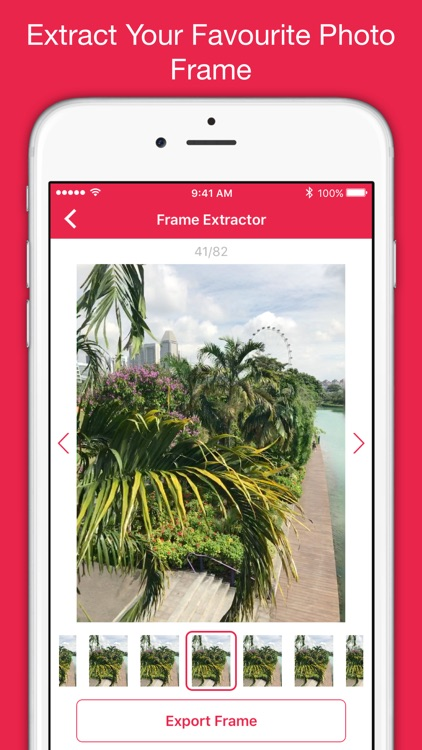 Live Photo Frame Extractor & Photo Editor