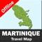 MARTINIQUE – GPS Travel Map Offline Navigator