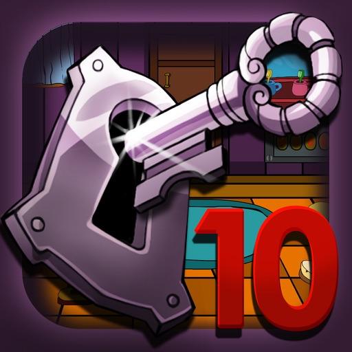 Room Escape Games - The Lost Key 10 iOS App