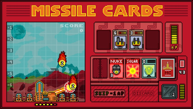 Missile Cards screenshot-3