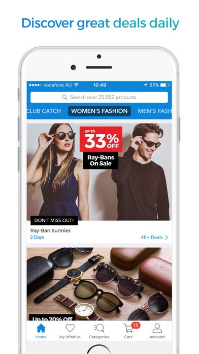 Download Catch - Online Shopping Deals for Pc