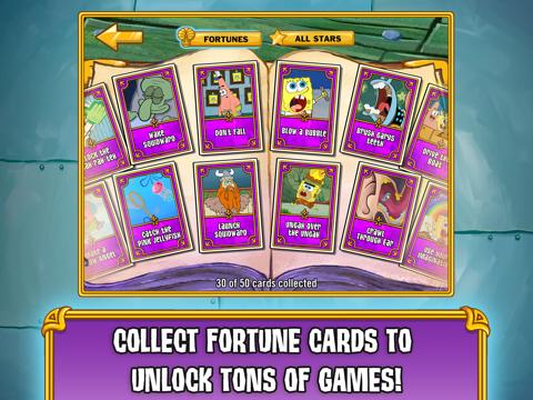 SpongeBob's Game Frenzyのおすすめ画像1