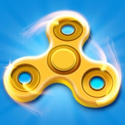 Fidget Spinner - Best Finger Spinner Simulator