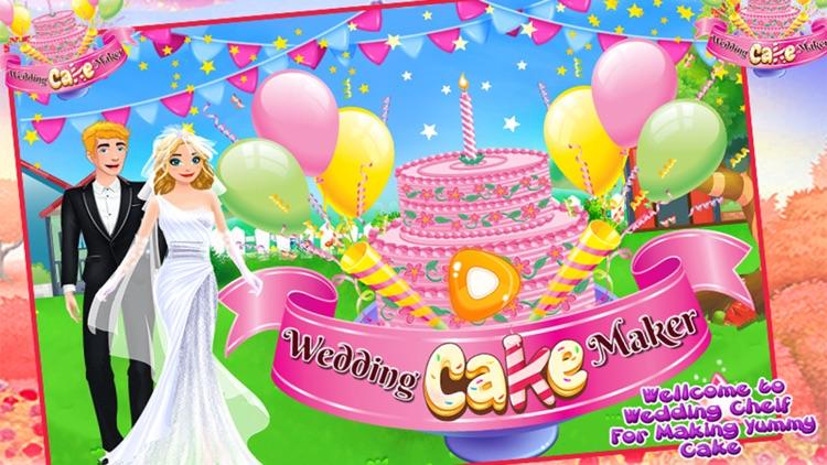 Wedding Cake Maker Shop