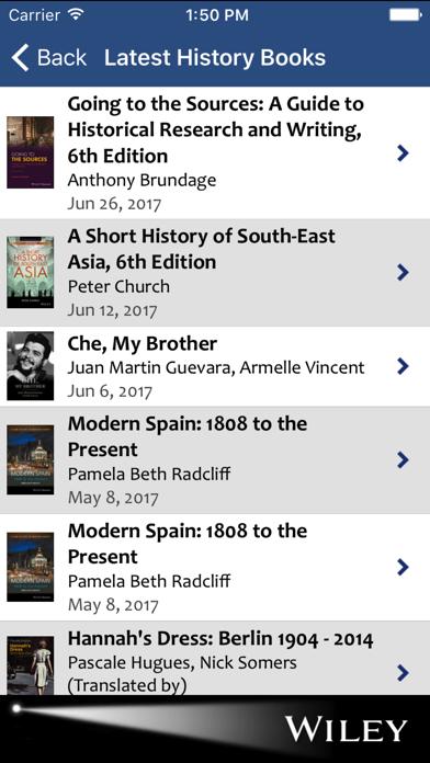 History Spotlight screenshot four