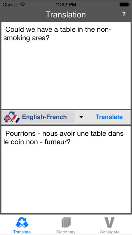 French Translator (Offline)