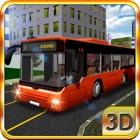 City Bus Simulator - Transporte público de ônibus icon