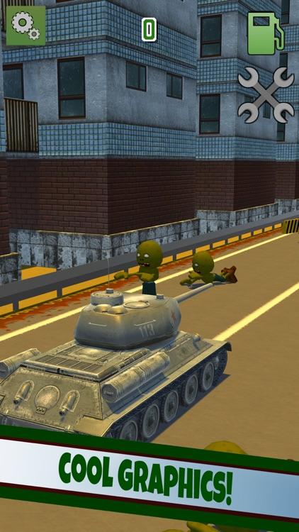 Steel Tanks vs Zombie: The Iron War