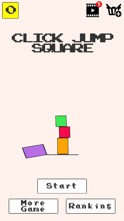 Click Jump Square - Build Highest to Endless screenshot-3