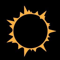Eastern Idaho Eclipse