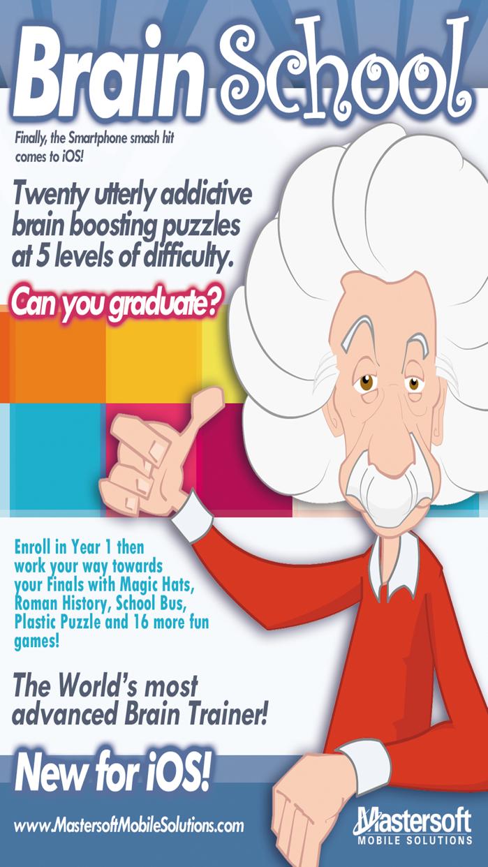 Brain School - Training Games Screenshot