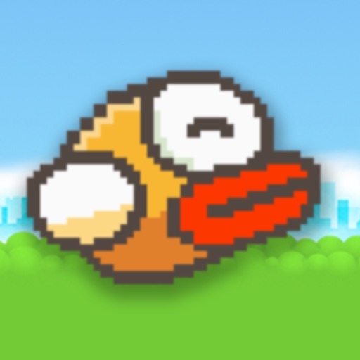 Faby Bird : The Flappy Adventure