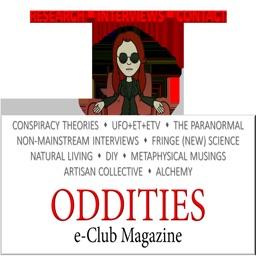 Oddities e-Club Magazine