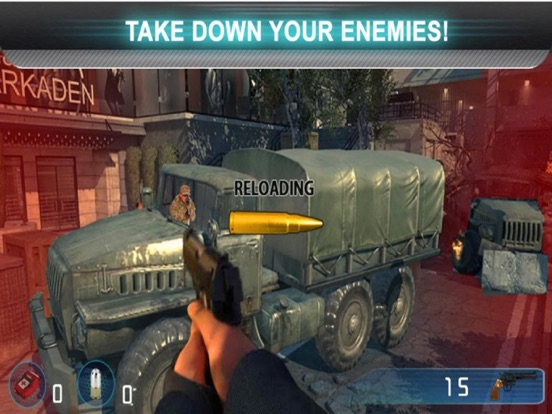 Swat AlPha Gun Shoot screenshot 3