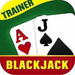 Blackjack 21 - Best Casino Strategy Practice