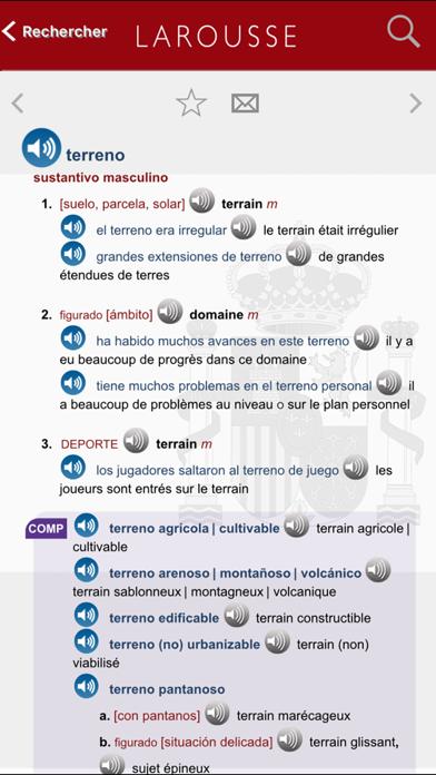 Grand Dictionnaire Espagnol/Français Larousseのおすすめ画像2