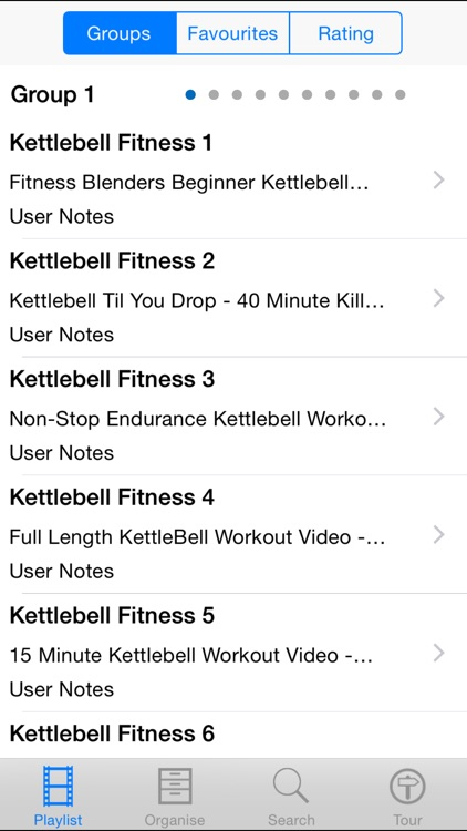 Kettlebell Fitness screenshot-1