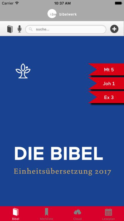 Die Bibel App