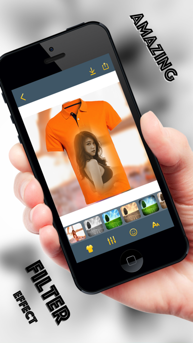 Download Photo on Tshirt for Android