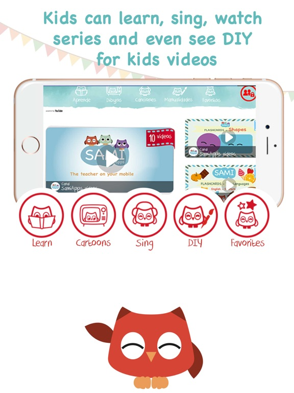 Screenshot #4 for Kids Safe YouTube YT Kids TV