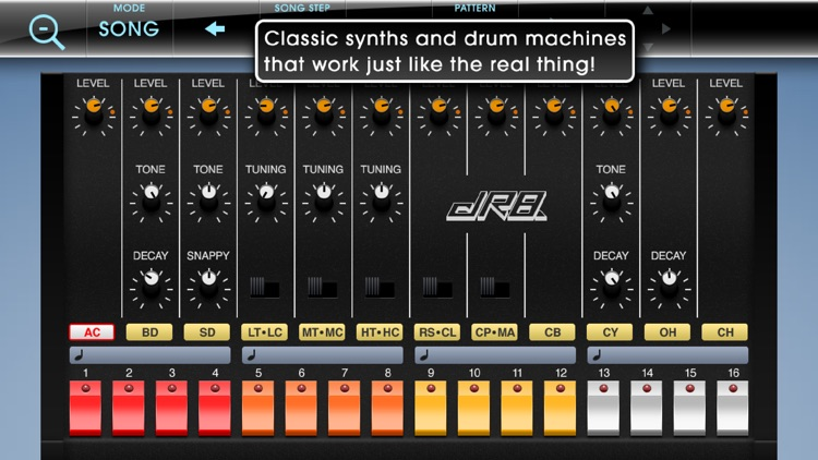 Rhythm Studio screenshot-3