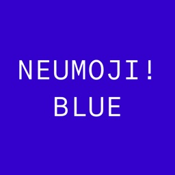 Neumoji! Blue