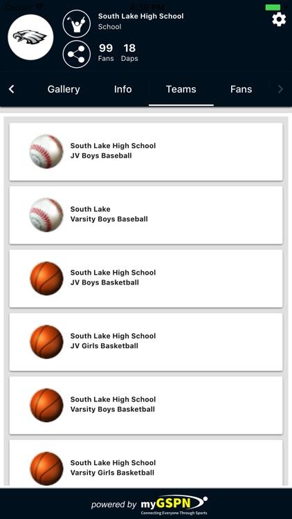 SLHS Athletics screenshot-3