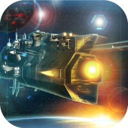 Deep Space - Lost Battleship