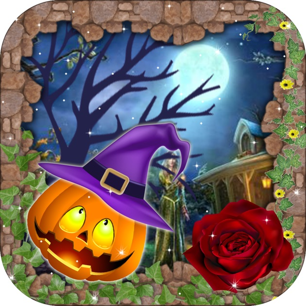 """Games For Girls By Siraj Admani: App Store 上的""""Halloween Spell"""