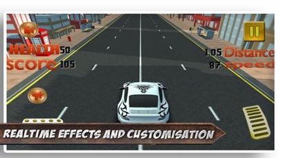 Crazy Racing City - Car Speed screenshot 1