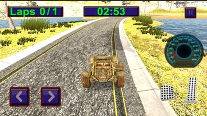 Crazy Quad Bike Stunts Driving & Racing Simulator screenshot