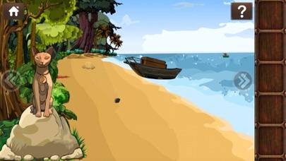 脱出げーむ新作:島の生存ゲーム紹介画像5
