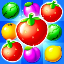 Sugary Fruit Paradise