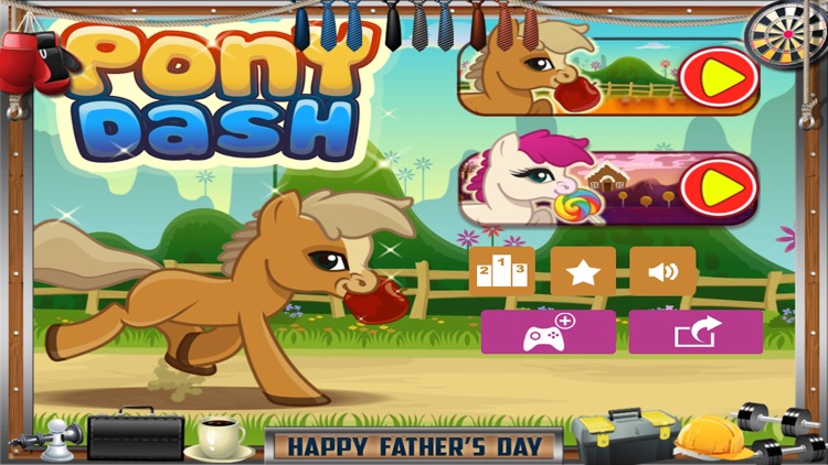 Pony Dash Pro