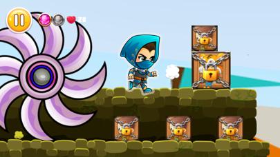 Ninja Run - Adventure On World screenshot two
