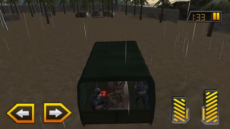 Modern Army Rescue Mission screenshot-4