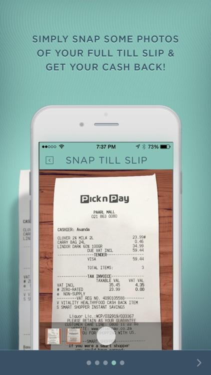 SNAPnSAVE: SA's #1 Cash Back App screenshot-3