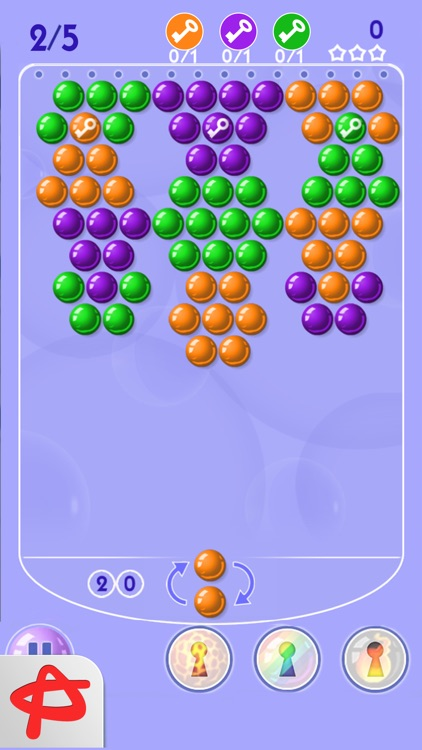 Bubble Shooter Classic Arcade Game