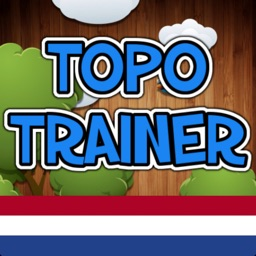 TopoTrainer Netherlands - Geography for everyone!