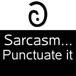SarcMark - Sarcasm Punctuation Stickers