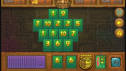 神秘的玛雅数字 - 好玩的数字合成游戏 screenshot three