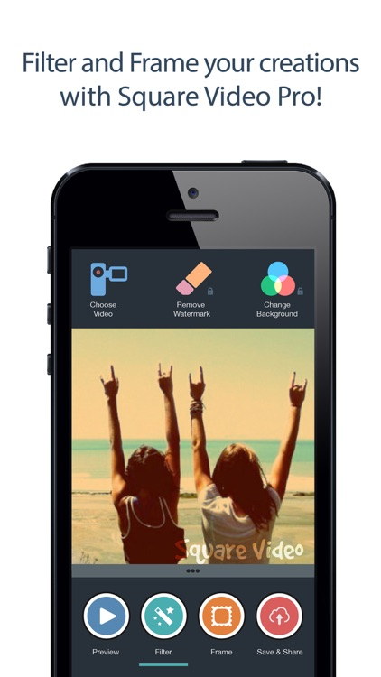 Square Video + Crop Resize Fit Zoom & Rotate Vids