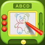 磁性画板 (实验版) - 儿童多功能玩具彩色涂鸦板