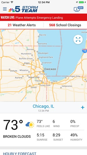 Nbc 5 chicago on the app store nbc 5 chicago on the app store gumiabroncs Image collections