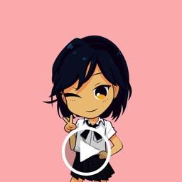 Chi Chi The Cute Chibi Girl