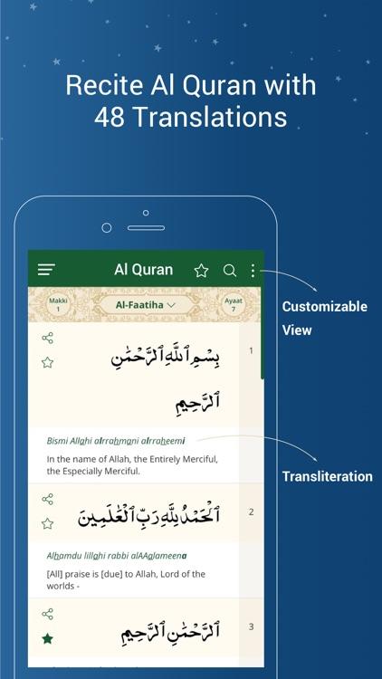 Athan: Prayer Times and Quran by IslamicFinder screenshot-3