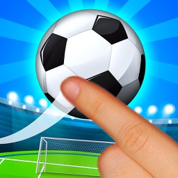 Flick Soccer shoot challenge
