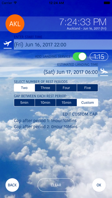 Inflight CrewRest by CrewFly Solutions, LLC (iOS, United States